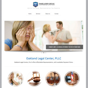 oakland-legal-center-pllc-website-screenshot